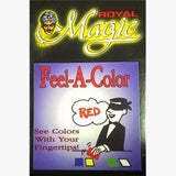 Royal Magic-You will feel the color they touched. this will drive them CRAZY