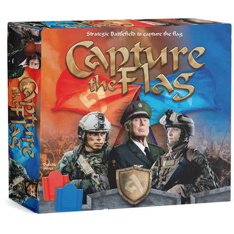 Capture The Flags Game