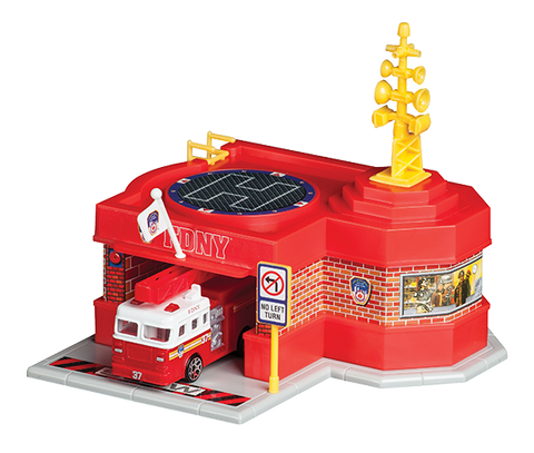Mini Fire Garage