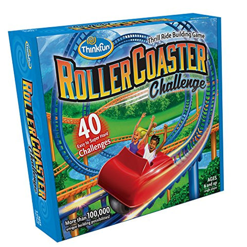 Roller Coaster Challenge, 1 Player