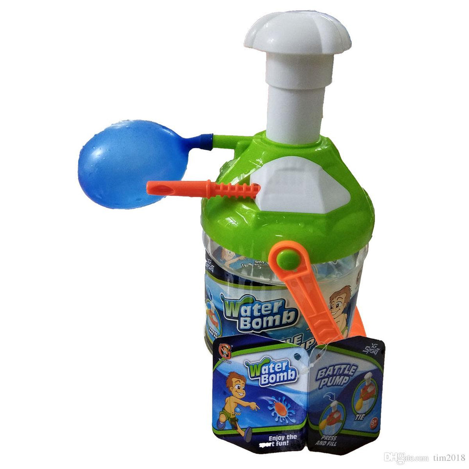IQ Toys, Water Pump with Balloons