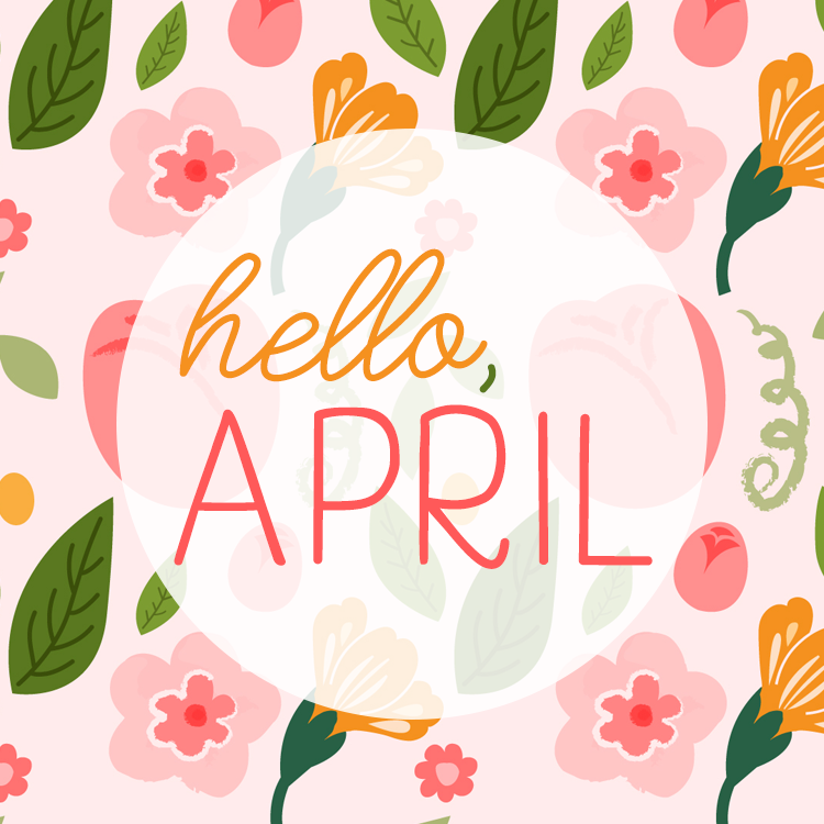 April Phone Wallpaper Freebies Are Here That Moxie Chick Studio