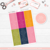 BACK TO BASICS SERIES 129 // LARGE SHEETS // NEW RELEASE - That Moxie Chick Studio