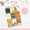CLEARANCE // COZY MORNINGS // 5 LARGE SHEETS // NEW RELEASE - That Moxie Chick Studio