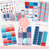 CLEARANCE // HOME OF THE BRAVE // LARGE SHEETS FOR EC AND LIMELIFE - That Moxie Chick Studio