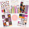 HALLOWEEN CUTIES // 5 LARGE SHEETS - That Moxie Chick Studio