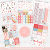 CLEARANCE // NUTCRACKER & FRIENDS // 5 LARGE SHEETS - That Moxie Chick Studio