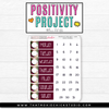POSITIVITY PROJECT KIT - SELF LOVE // NEW RELEASE - That Moxie Chick Studio