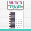 POSITIVITY PROJECT KIT - BRAVE // NEW RELEASE - That Moxie Chick Studio