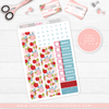 PLANNER GIRL CHRISTMAS // 5 LARGE SHEETS // NEW RELEASE