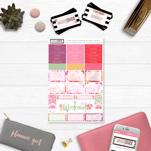 New Release // SWEET TREATS HEADERS // #STHRS4 - That Moxie Chick Studio