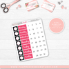 BACK TO BASICS SERIES 111 'TINY KIT' // QUARTER SHEET - That Moxie Chick Studio