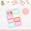New Back to Basics Series 126 'Tiny Kit' Quarter Size sheets  // New Release - That Moxie Chick Studio