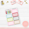Back to Basics Series 128 'Tiny Kit' Quarter Size sheets // New Release - That Moxie Chick Studio