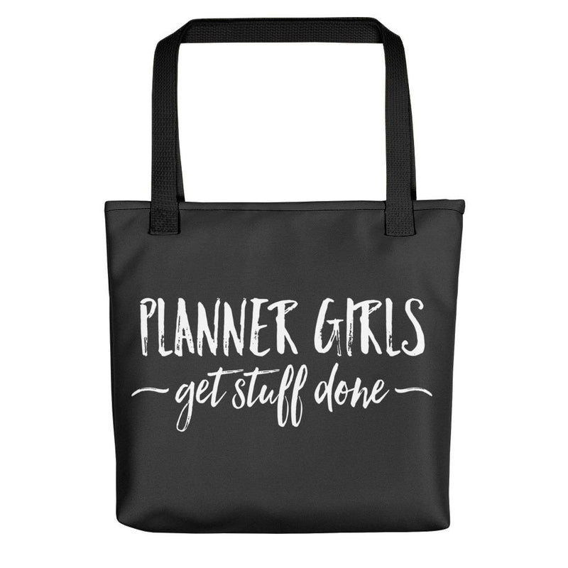 Planner Girls Get Stuff Done Tote bag