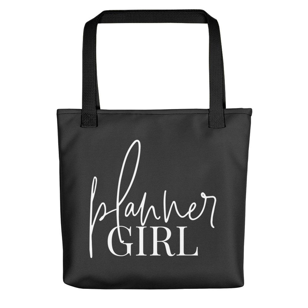 Planner Girl Tote bag // New Release