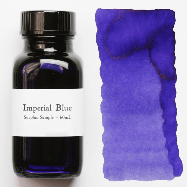 Imperial Blue Fountain Pen Ink