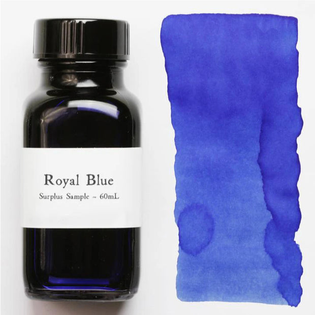 Royal Blue Fountain Pen Ink