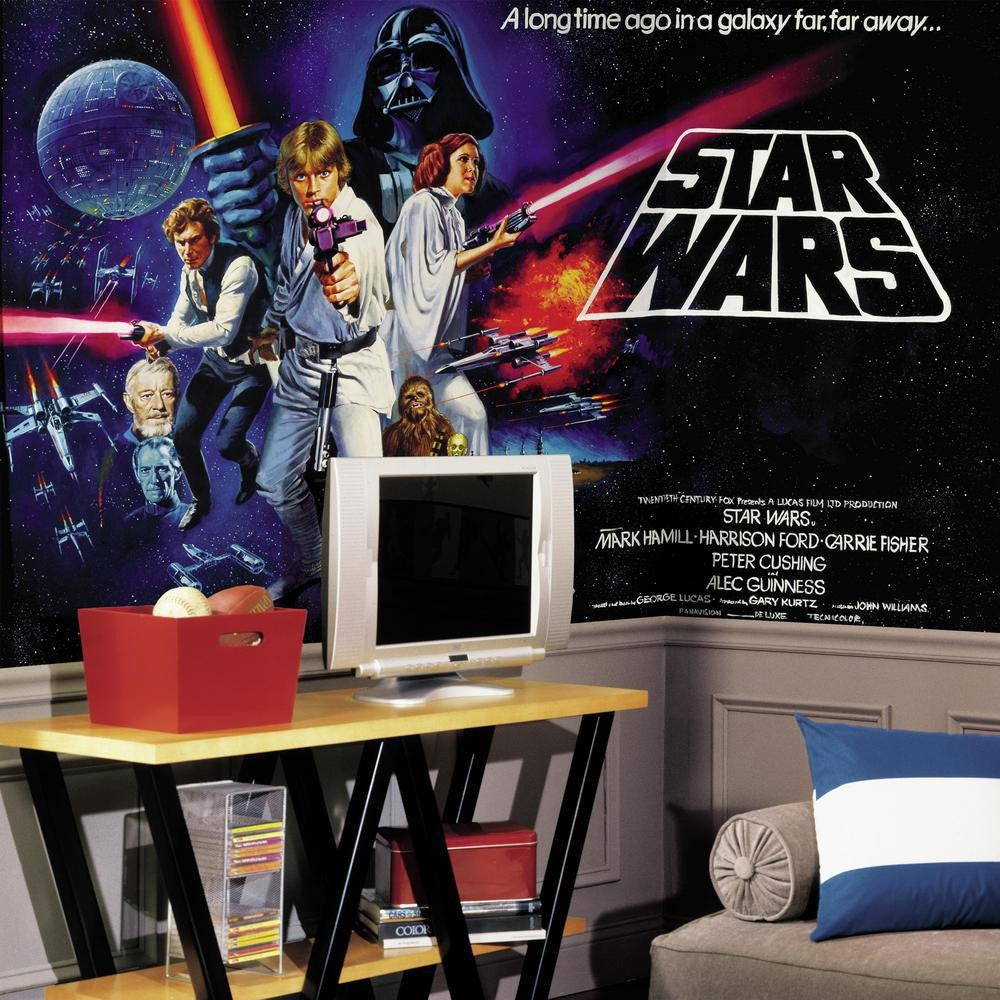 Star Wars™ XL Wallpaper Mural 10.5' x 6' - 7ProductGroup