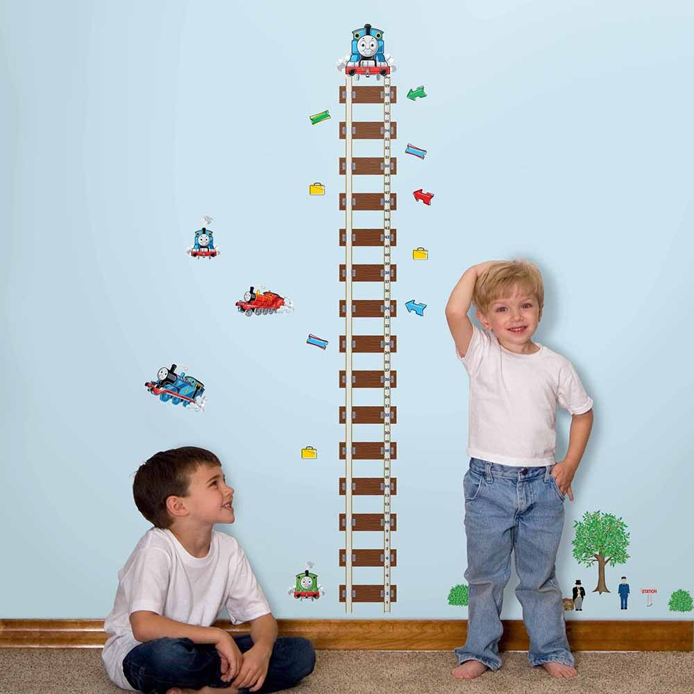 Thomas & Friends Growth Chart Wall Decals - 7ProductGroup