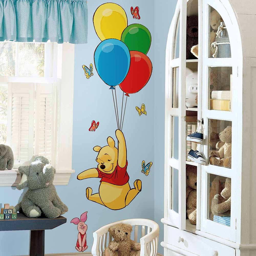 Pooh & Piglet Giant Wall Decals - 7ProductGroup
