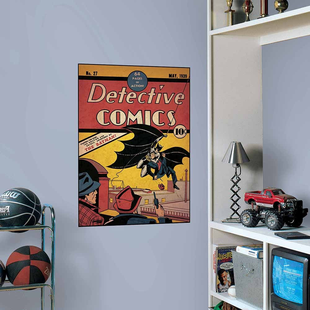Batman Issue #1 Comic Cover Giant Wall Decal - 7ProductGroup