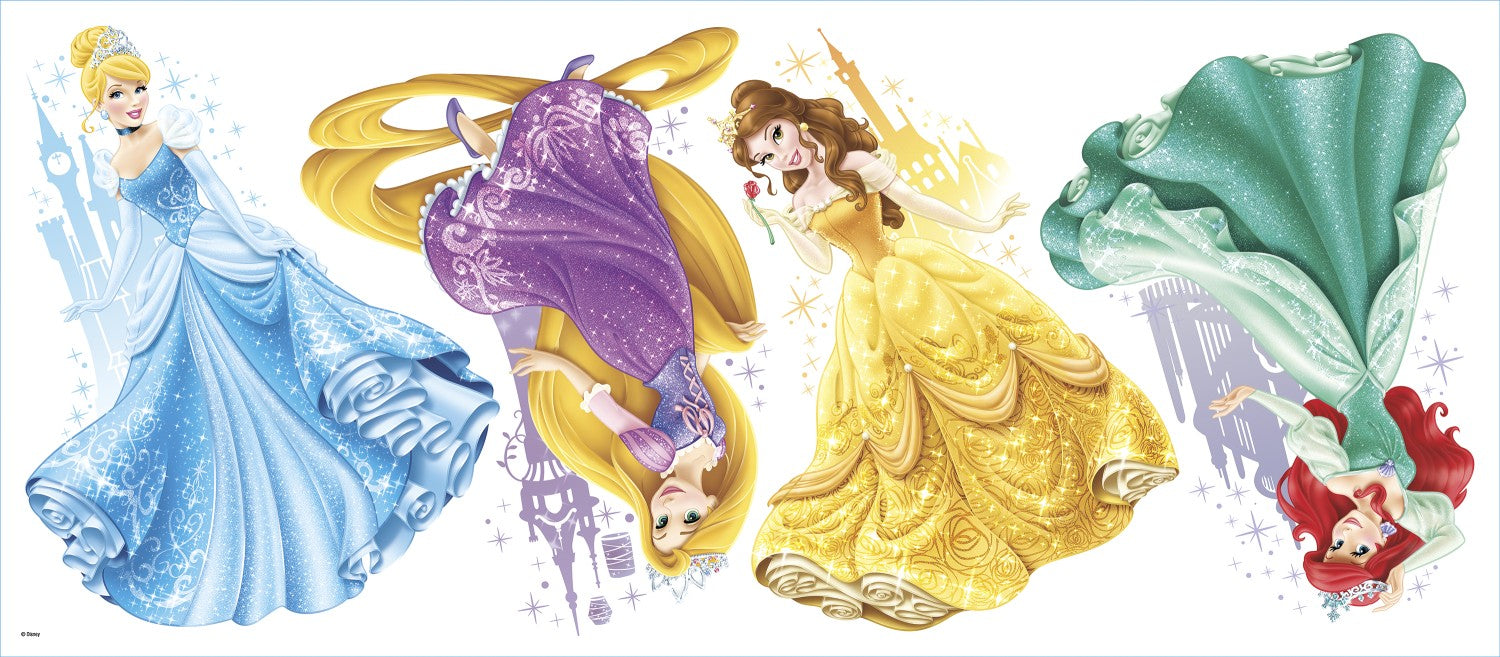 Disney Princess & Castle Wall Decals   7ProductGroup