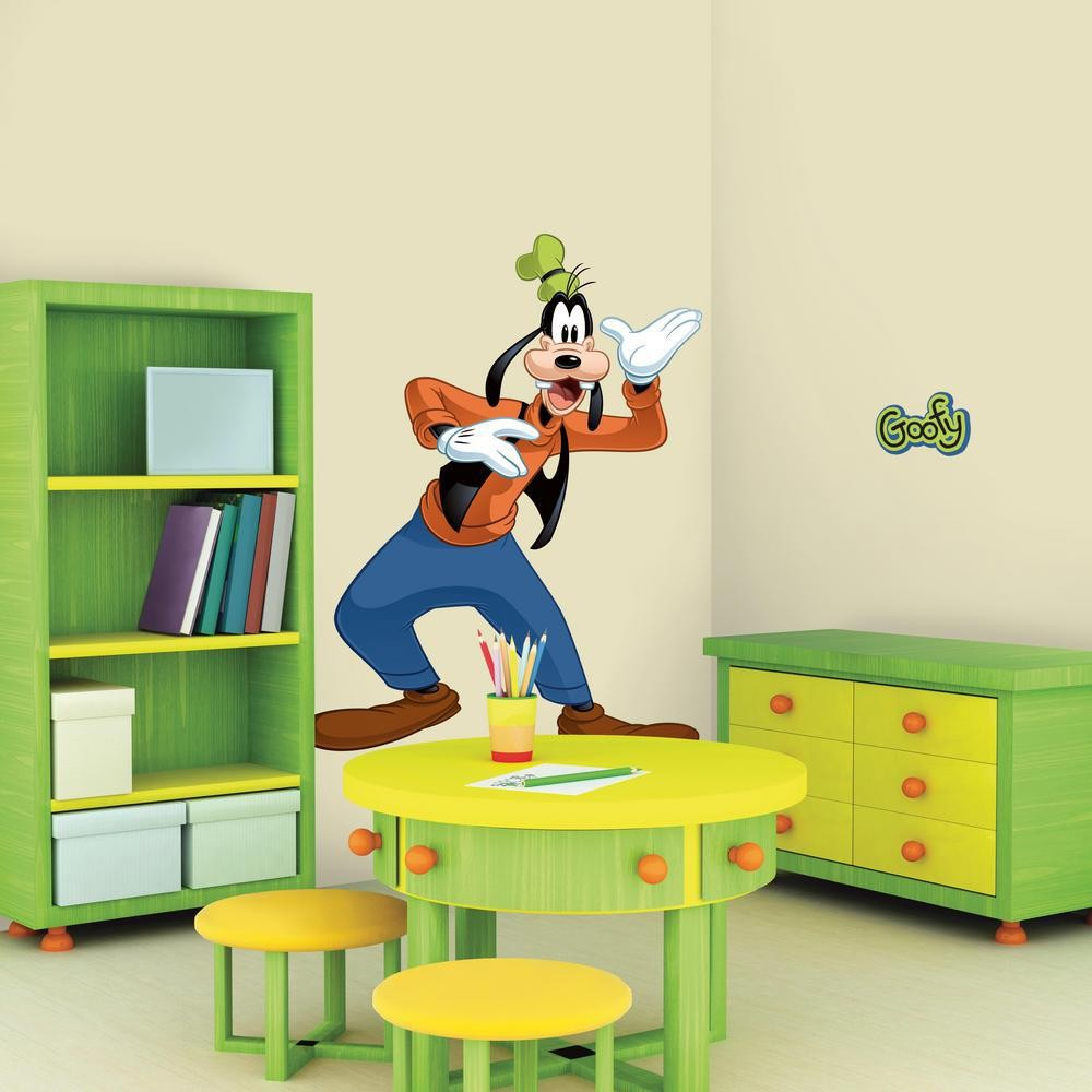 Goofy Giant Wall Decal - 7ProductGroup