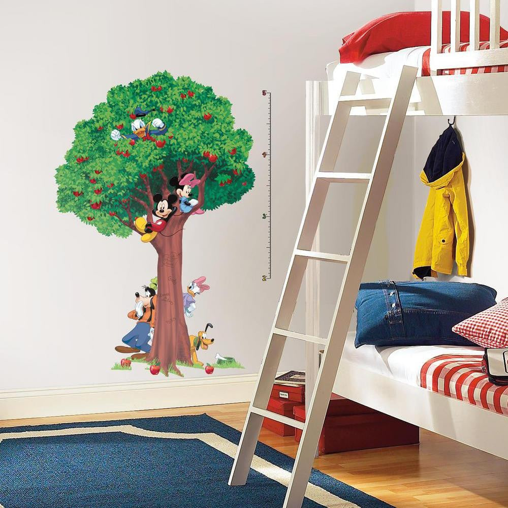 Mickey & Friends Growth Chart Wall Decals - Standard - 7ProductGroup