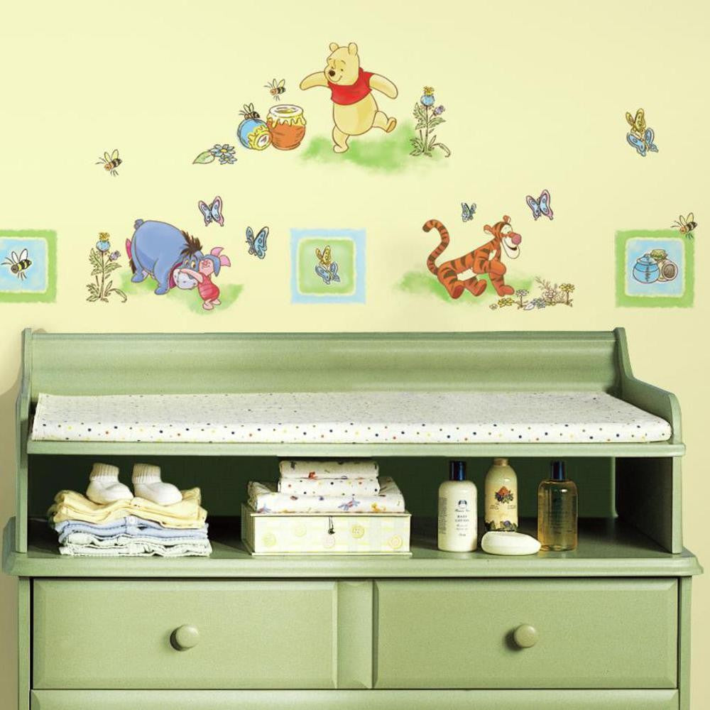 Winnie the Pooh Wall Decals - 7ProductGroup