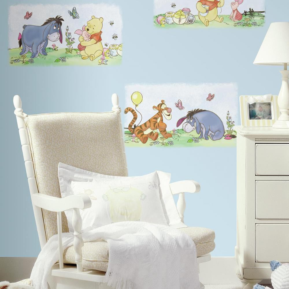 Winnie the Pooh Mini Wall Panels - 7ProductGroup