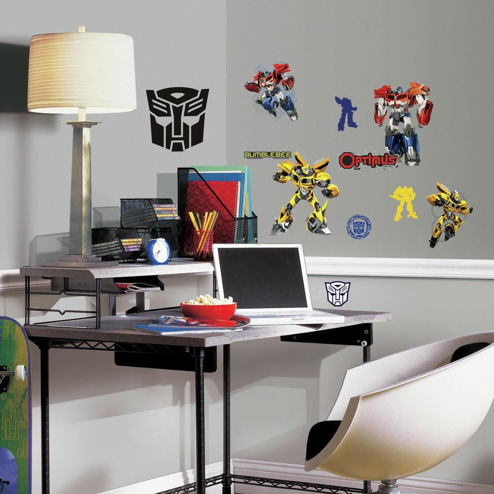 Transformers Autobots Wall Decals - 7ProductGroup