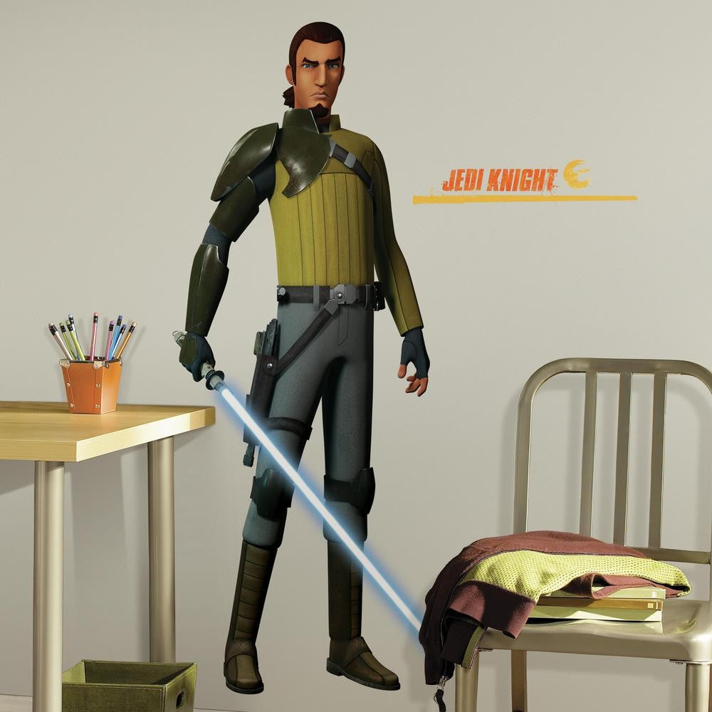 Star Wars Rebels Kanan Giant Wall Decals - 7ProductGroup
