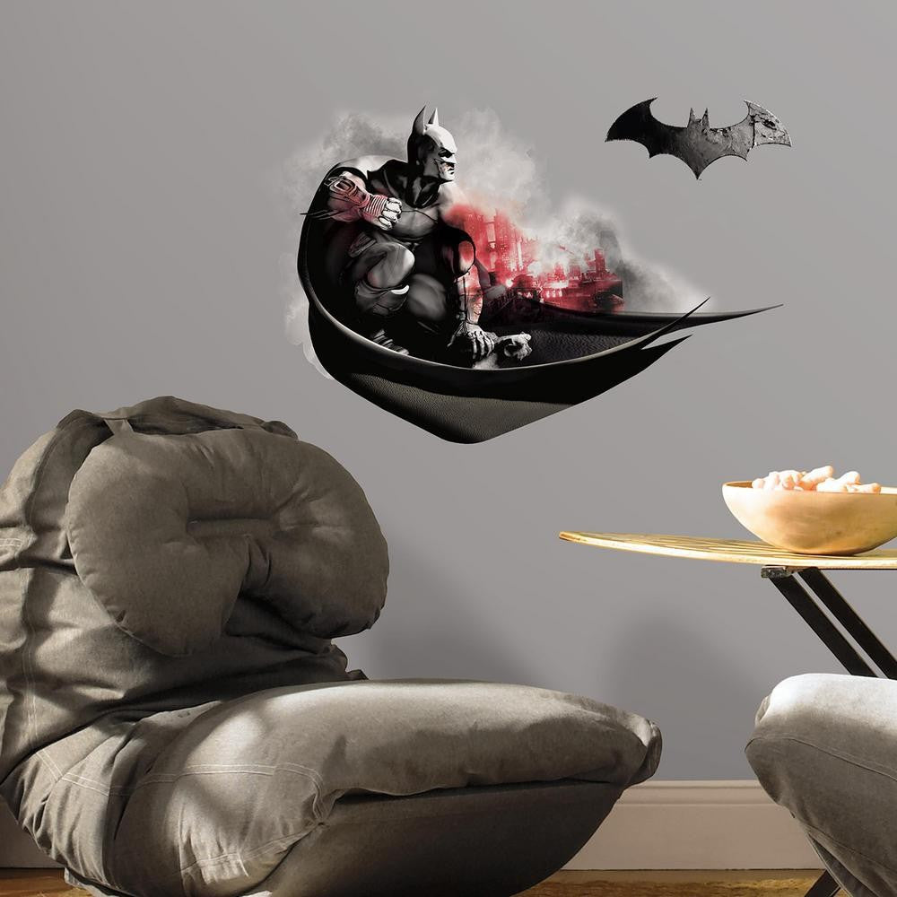 Batman: Arkham City Darkness Giant Wall Graphic - 7ProductGroup