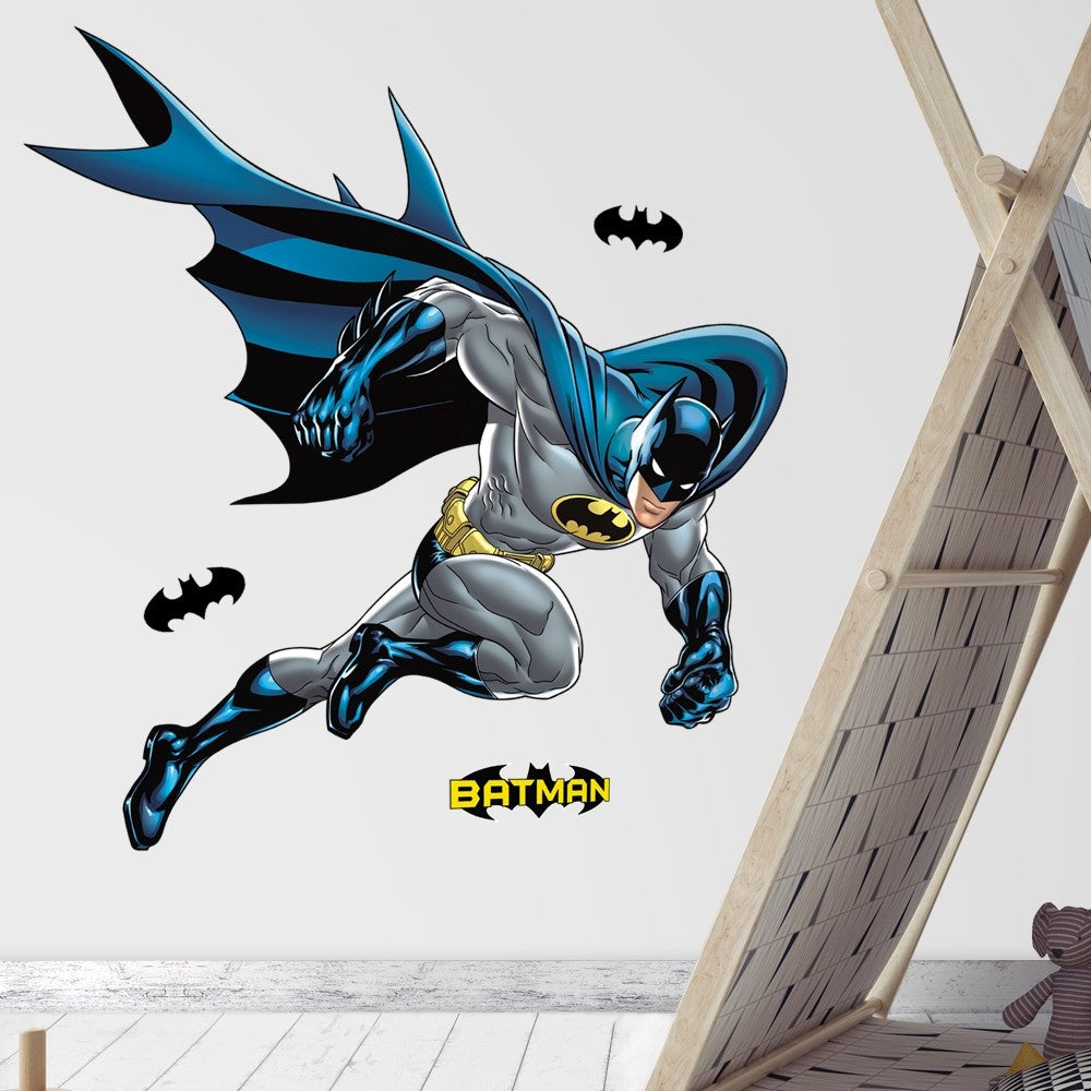 Batman Bold Justice Giant Wall Decal - 7ProductGroup