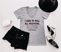 All Nighters T Shirt