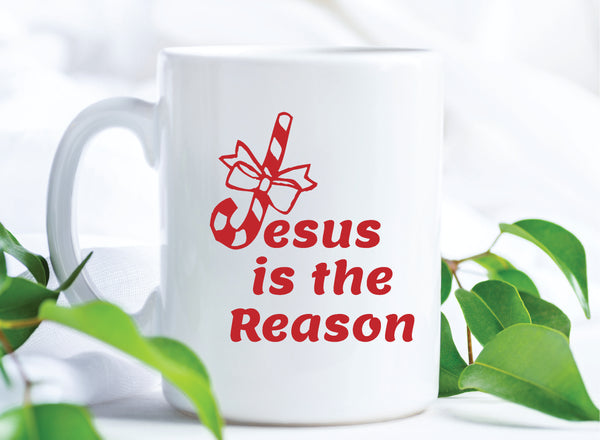 Jesus is the Reason Mug