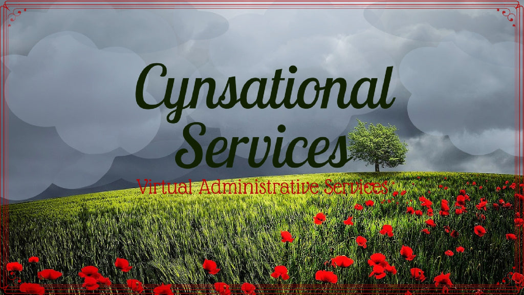 Why Cynsational Services?