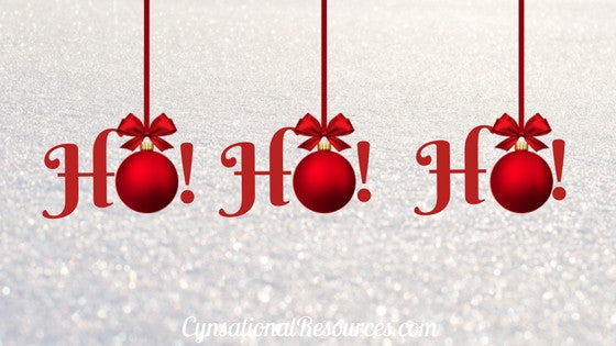 Ho! Ho! Ho! It's time for Holiday Gifts and Giveaways