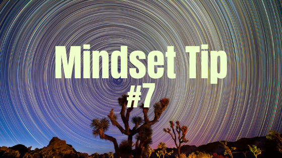 Mindset Tip #7: Say NO to Instant Gratification