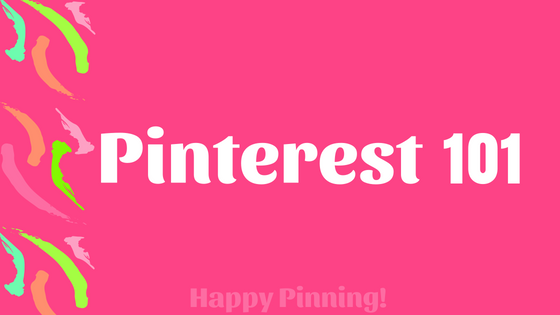Pinterest 101: The Basics