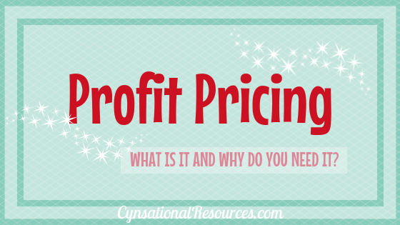 Profit Pricing