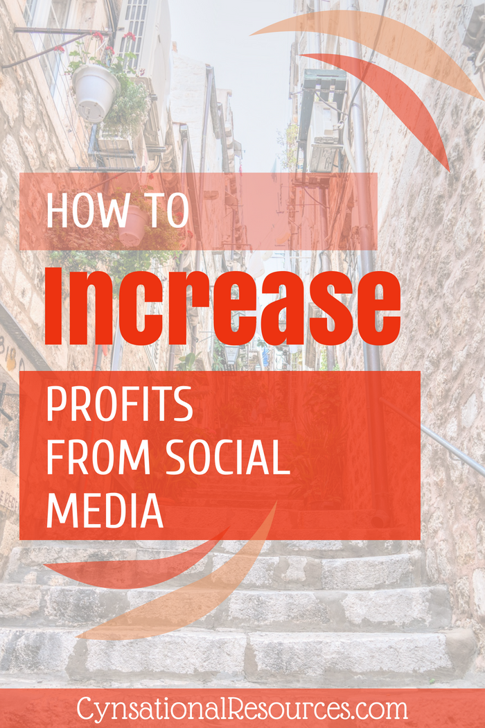 Increase Profits with Social Media