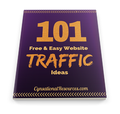 101 Traffic Ideas for your website