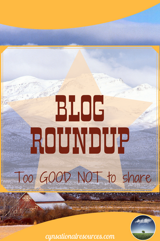 January Blog post roundup. The best posts of the month