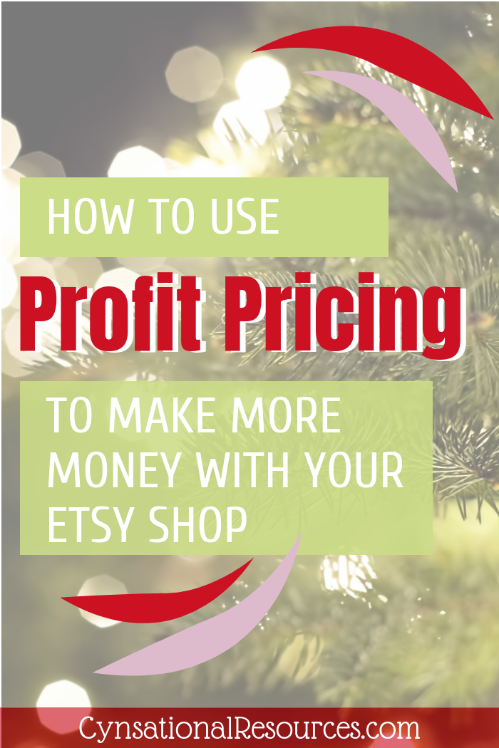 How to Profit Pricing