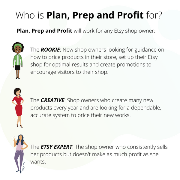 Who is plan prep and profit for?