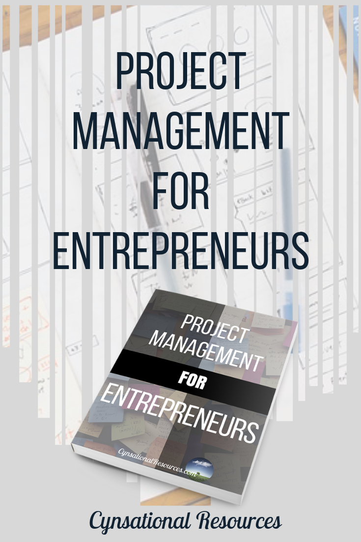 Project Management for Entrepreneurs