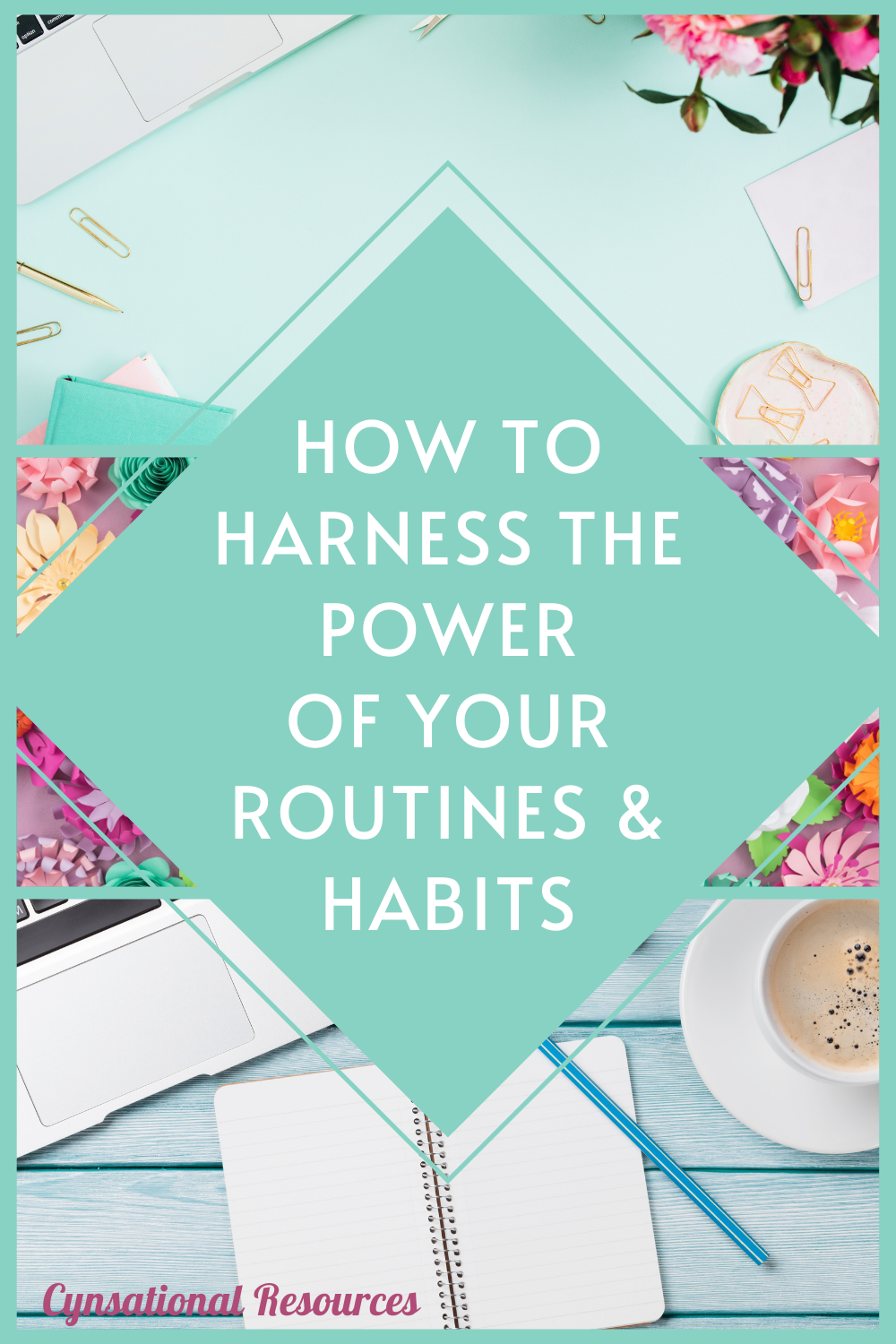 How to Harness Habits