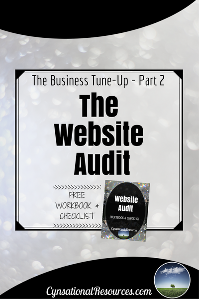 Business Tune-Up Part 2  The Website Audit from Dull to Brilliant